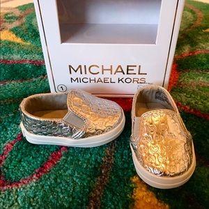 Baby Shoes Michael Kors